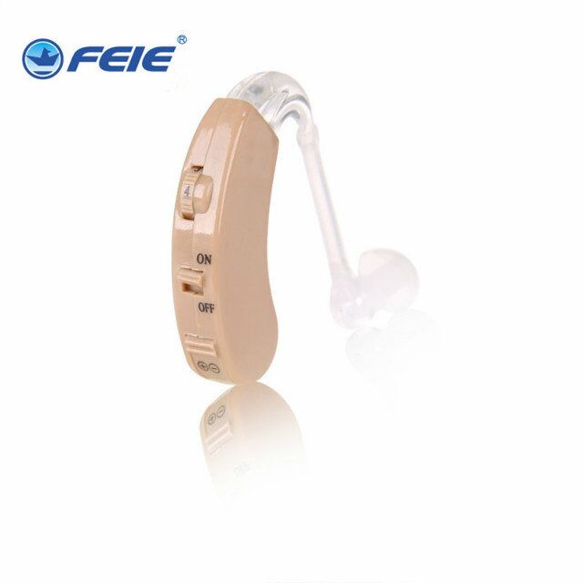 ear hearing machine in ear care behind ear personal deafness hearing aid  S-9C Drop Shipping