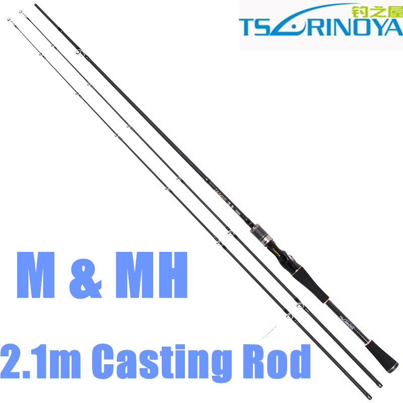 Trulinoya Legend 2.1m M / MH Bait Casting Rod 2 Section 2 Tips Carbon Baitcasting Rod Fishing Casting Rod free shipping 5pcs lot q0465r to220 6 offen use laptop p 100% new original