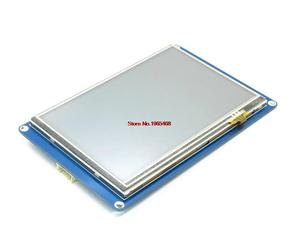 """Image 5 - 5.0 """"Nextion HMI Intelligent Smart USART UART Serial Touch TFT LCD Panel Display Module For Raspberry Pi 2 A + B + ARD Kits"""