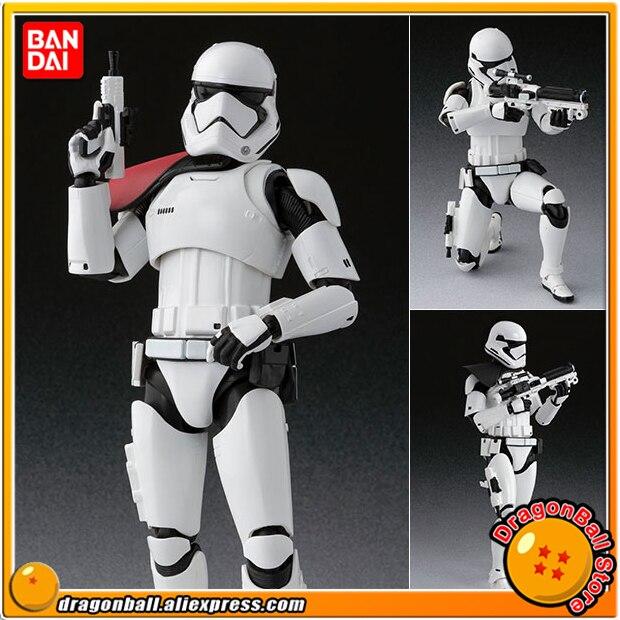 100% oryginalny BANDAI S.H. Figuarts/SHF figurka żołnierz w Figurki i postaci od Zabawki i hobby na  Grupa 1