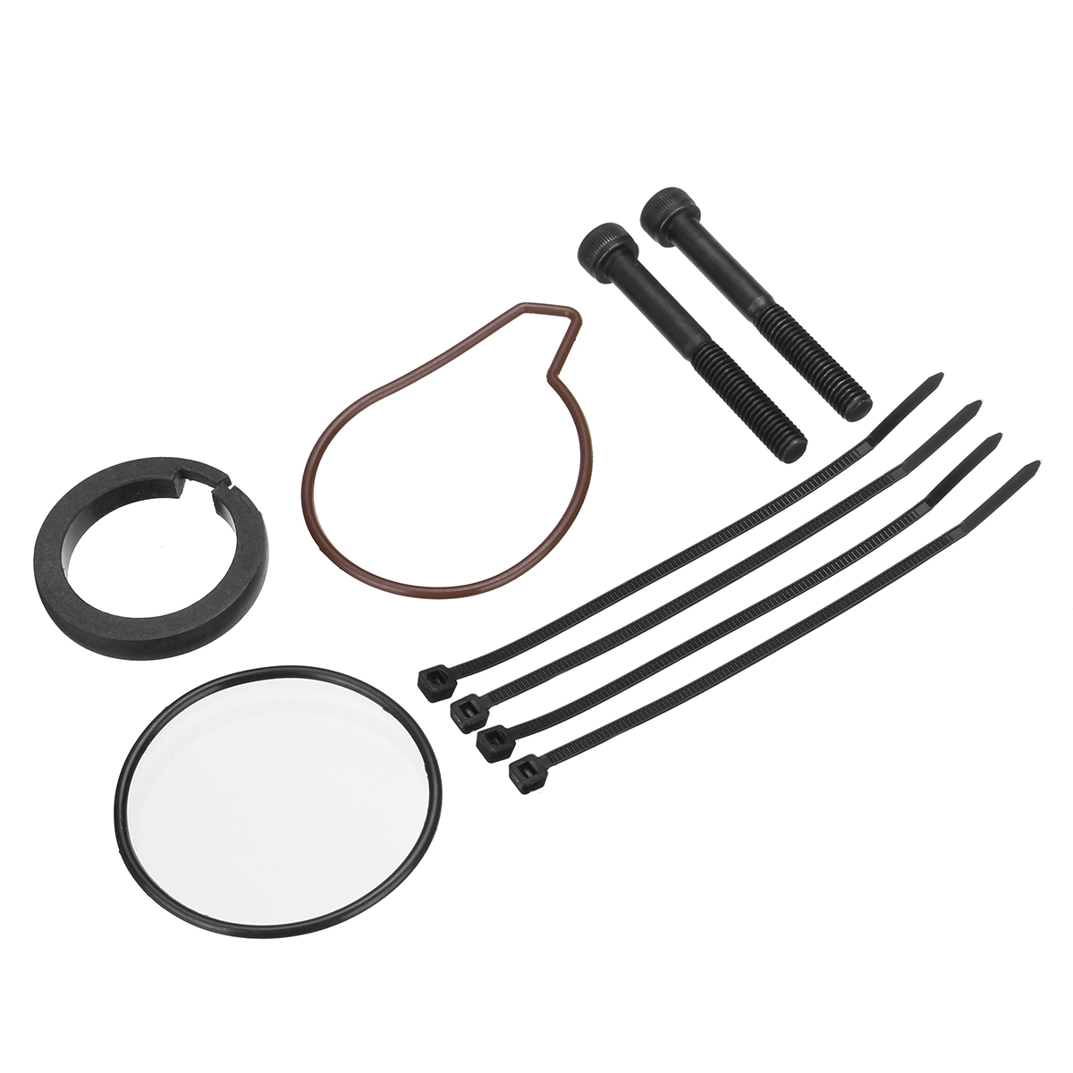 Air Suspension Compressor Repair Kit For Land Rover Range Rover Discovery  II 2 98-04 MK3 L322 02-05 Piston Ring Gasket O-Ring