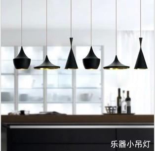 Scandinavische moderne minimalistische restaurant kroonluchter ...