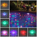 2016 New LED Underwater Waterproof Durable Floating Lamp Disco Multi Color Party Light Baby Pool Spa Tub Bulb