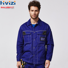New Long Sleeve Shirt Mens Regular Fit Turn-down Collar Work Wear Shirts Men With Tool Pockets ID Pocket B229 work long sleeve shirt with pocket