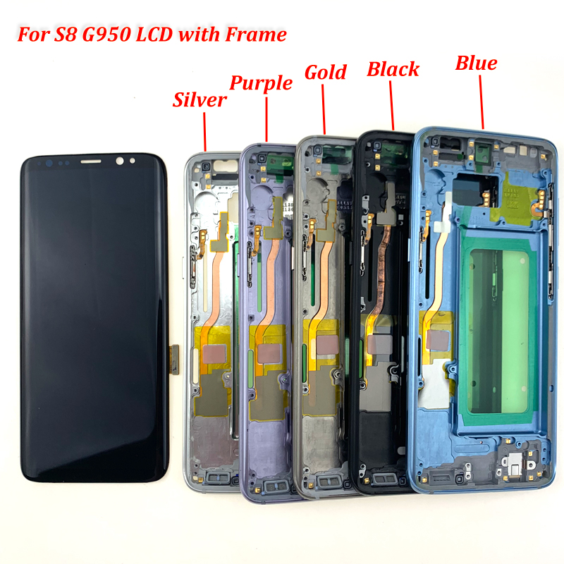For-S8-plus-G950-lcd-with-frame-all-20