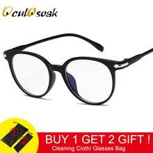 2019 Spectacle frame cat eye Glasses clear lens Women brand Eyewear optical frames myopia nerd black blue eyeglasses
