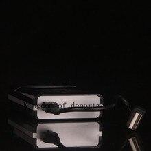 ที่สวยหรูบุหรี่USBชาร์จบุหรี่เบาบุหรี่กรณีแผ่นสายไฟฟ้า8แพ็คใหม่บุหรี่กรณี