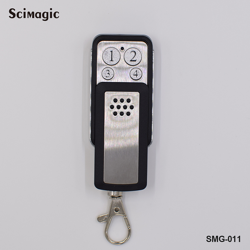 155pcs 433mhz garage remote for CAME remote contol garage command CAME remote barrier 433 92mhz key