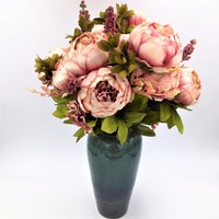 10pcs Lot Tulip Artificial Flower PU Artificial Bouquet Real Touch Flowers For Home Wedding Decorative Flowers