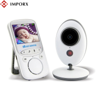 IMPORX 2.4 inch Wireless Baby Monitor Security Home wifi Baby Camera 2 Way Talk Video&Audio Baby Monitor Electronic Babysitter