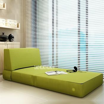 N826 Living Room Foldable Sofa Sleeping Bed Multifunction Washable Lazy Sofa Modern Simple Sponge Comfortable Tatami Sofa Chair