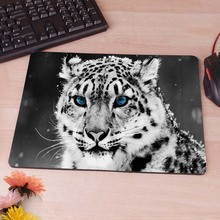 MaiYaCa Snow Leopard Silicon Anti-slip Mouse Mats Computer Laptop Notbook Gaming Mouse Mat