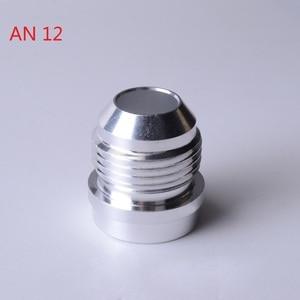 Image 5 - SPEEDWOW Adaptador de montaje de soldadura macho y recto AN4 de aluminio de alta calidad, accesorio de manguera de acero inoxidable