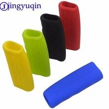 Гелевый Чехол, противоскользящие ручки для стояночного тормоза, универсальные украшения, автомобильные аксессуары, чехлы для ручного тормоза, силиконовый чехол
