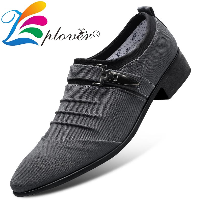137d574d08f4e New 2018 Breathable Canvas Shoes Men Fashion Summer Casual Shoes  Comfortable Black Loafers Pointed Toe Mens