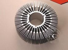 10pcs/lot 20W high power 90*32*20mm dense tooth lighting sunflower radiator LED lamp bead aluminum heat sink
