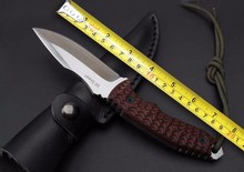 Elaborate D2 Steel Hunting Fixed Knives,G10 Handle Camping Survival Knife,Tactical Knife.