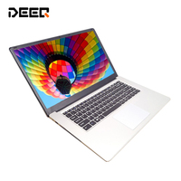 DEEQ 15.6 inch ultraslim laptop 2GB 32GB EMMC large battery HD Windows 10 Camera WIFI bluetooth notebook computer netbook