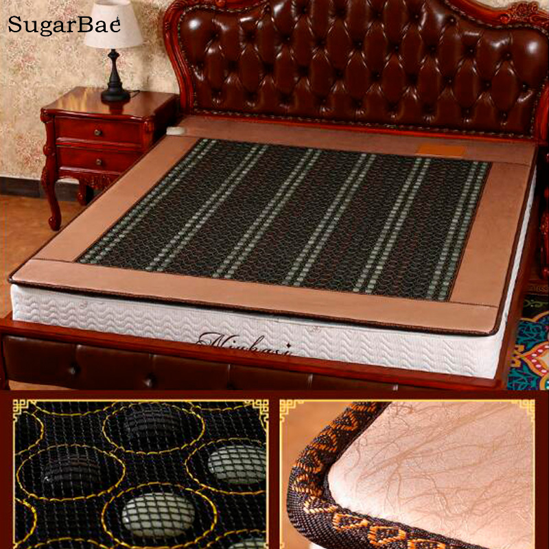 Health Jade Mattress Masaj Aletleri For Body Pain Relief Heating Mat New soft laser healthy natural product pain relief system home lasers