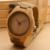 BOBO PÁSSARO Original e Marca Casal Relógio De Madeira dos homens Top Marca de Luxo Relógio Com Movimento Japonês E Pulseira de Couro