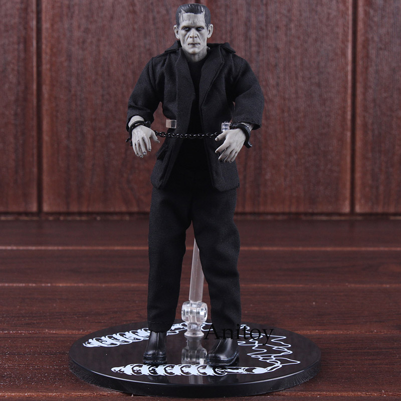 Image 3 - Action Figure Frankenstein Mezco Toys Mary Shelleys Frankenstein One:12 Collective BJD PVC Figure Collectible Model ToysAction & Toy Figures   -
