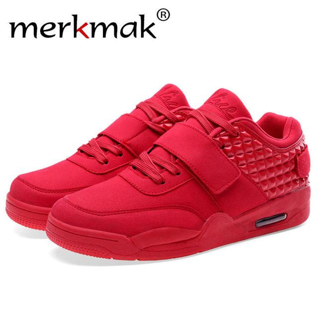 Merkmak Casual Men Shoes Fashion Autumn Winter Ankle Leisure Footwear Breathable Unisex Outdoor Man Flat Shoes Walking shoes