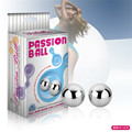 Passion Solid Steel Jiggle Balls Advanced Kegel Vagina Trainer Ben Wa Balls, Sex Toys for Women Adult Sex Products vaginal balls