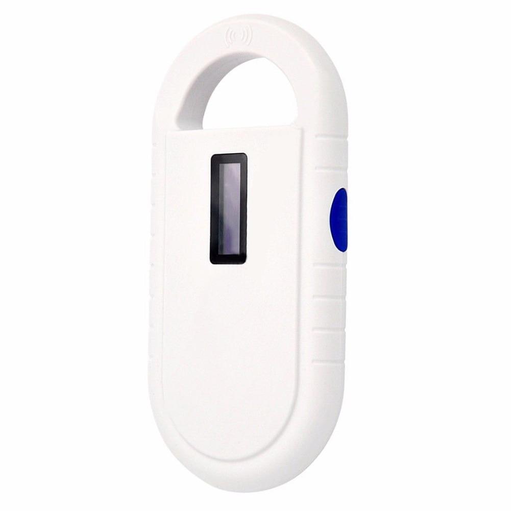 휴대용 rfid 134.2 khz 동물 애완 동물 마이크로 칩 인식 리더 귀 태그 스캐너 최고의 가격-에서GPS 추적기부터 홈 & 가든 의  그룹 1