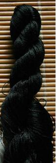 400 м шелковая вышивка/ шелковая нить/Спиральная вышивка шелковой нитью маленькие палочки ручной вышивки вышивка крестиком - Цвет: black