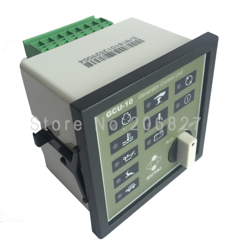 GCU-10 generator control unit solid Thai also means kutai generator control unit