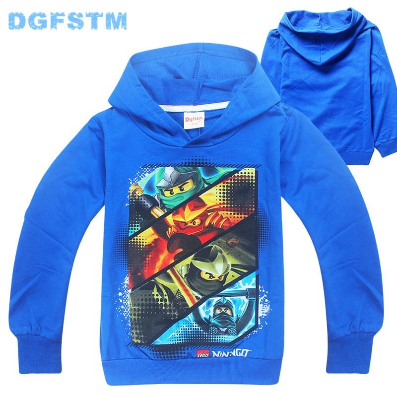 Boy T Shirt Bobo Choses Children Clothing Boys T-Shirts Long Sleeve Spider Batman Kids pokemon sweatshirts for Boys Polo Shirts