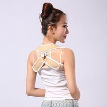 Adjustable Humpback Posture Corrector Belt Upper Back Support Brace Spine Shoulder Massage & Relaxation 30