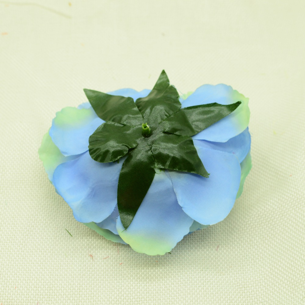 10pcs Silk peonies artificial flowers for home wedding decor household products diy christmas wreath a cap fake plastic flower Karachi
