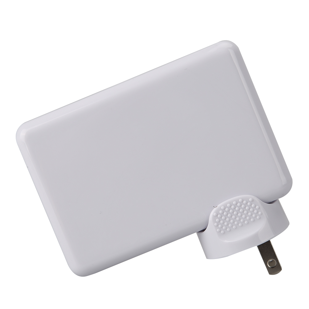 Portable Travel 4A 6 Port USB AC Plug Charging Dock Home Wall Power Adapter Charger 6 in 1 Phone Charger US/EU/UK Plug