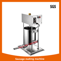 High Quality Home And Business Stainless Steel Sausage Stuffer Commercial Sausage Making Machine