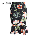Ailoria 2016 Skirts Women Sexy Wear To Work Busniess Office Lady high Waist Mermaid Bodycon Skirts