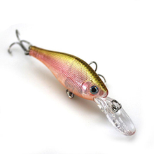 1PCS 3D Eye Wobbler Fishing Lure 8.5cm 6.8g Japan Swimbait pesca Crazy Wobble crankbait Swimming Bait Fishing Tackle