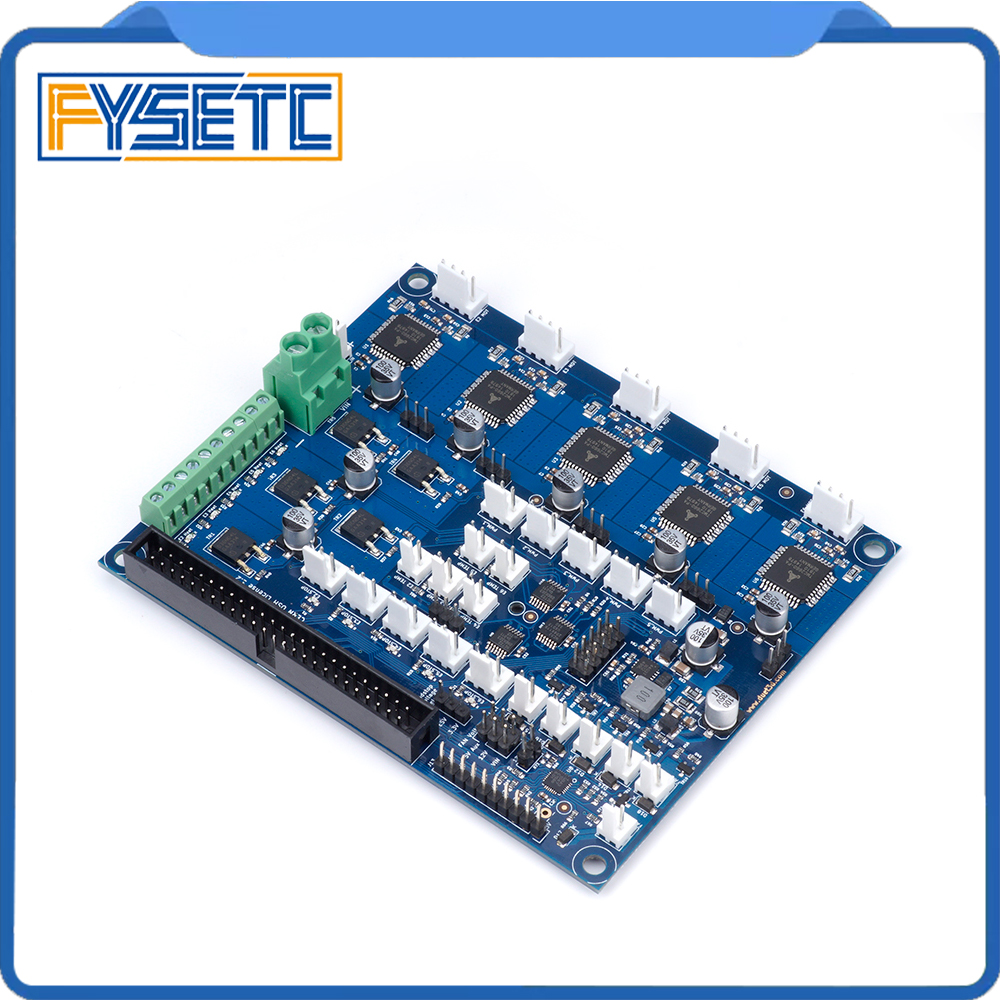 Duet DUEX5 Expansion Board DueX 5-Channel Expansion Board