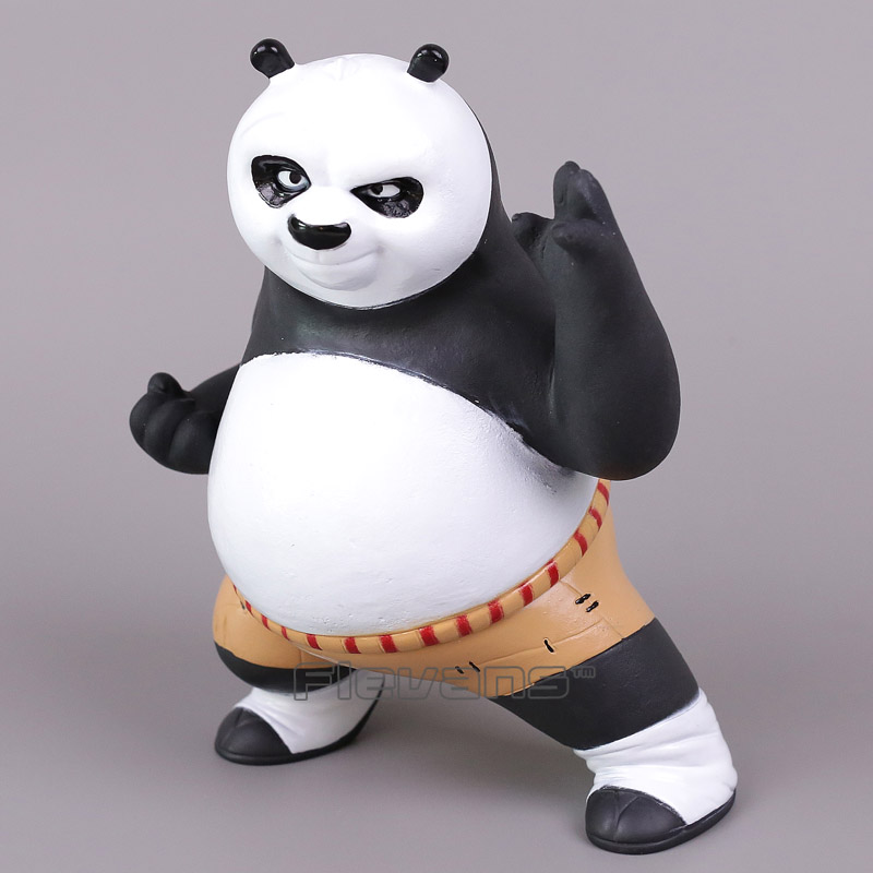 Kung Fu Panda 3 Po Movie PVC Action Figure Collectible Model Toy Kids Christmas Birthday Gift 19cm kung fu panda 3 po piggy bank pvc action figure collectible model toy kids gift 18cm