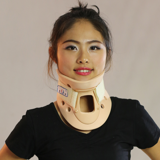 Philadelphia Cervical Collar Neck Brace Support Trachea Opening Back And Pediatric Relax Pain Relief Jz 03