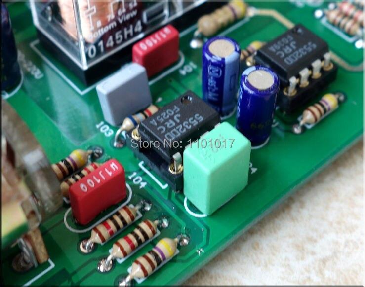 HIFI amplifier BA1 LM3886 2.1 channel subwoofer power amplifier