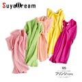 100%REAL SILK Women Blouse shirt short sleeve Solid chiffon O neck shirt Blusas femininas 2017 Spring Summer New