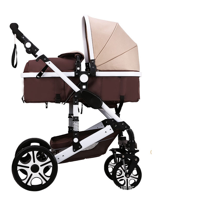 Luxury Stroller Of 0 36 Months Newborn Carriage Infant