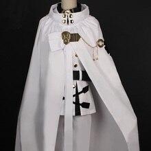 最後のアニメセラフ owari なしセラフ mikaela hyakuya 制服コスプレ衣装とウィッグフルセット