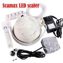 ทันตกรรม Ultrasonic Piezo Scaler ที่ถอดออกได้ LED handpiece HE 5L Scamax LED