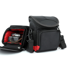 Photo Backpack DLSR Camera Bag For Canon EOS Nikon Sony Panasonic Olympus OMD Fujifilm Camera Backpack Lens Pouch Shoulder Bag