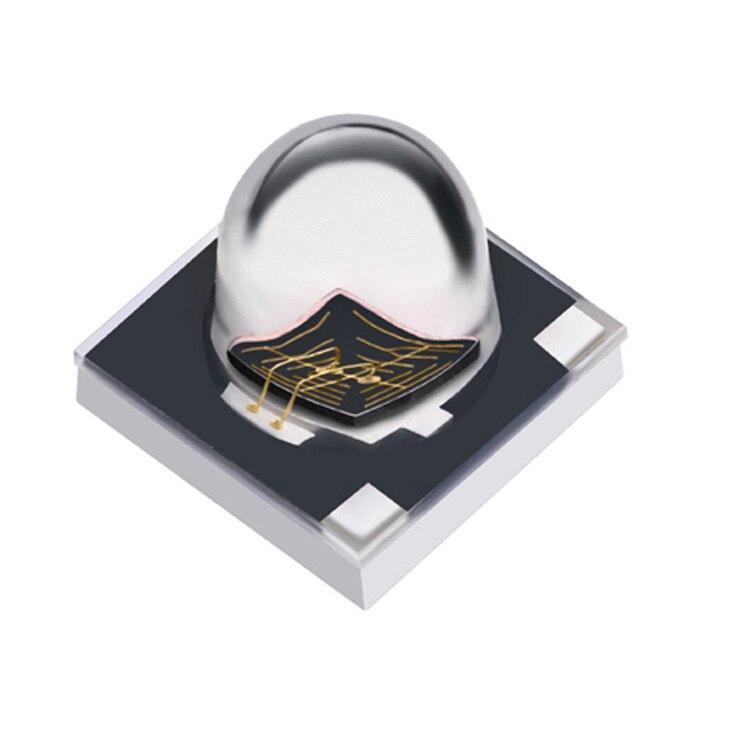 60 Degree 3535 Bead 850nm 3w High Power IR LED CCTV Camera Supplementary Infrared Emitter Tube