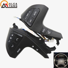 Buttons Bluetooth Phone For Toyota HIGHLANDER 84250-0E120 Wheel Audio Control Button 84250-0E220 84250-0K020(China)