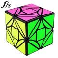 A Estrenar Fangshi F/S Diversiones Limcube 6.5 cm 3x3 Dreidel Simple Versión Cubo Mágico Puzzle Cubos Juguetes educativos Juguetes Especiales