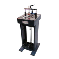 Pé operado máquina de pregar Prego Pé máquinas ângulo ângulo de pregar máquina Vertical Pedal máquina ângulo Prego 1 pc